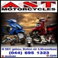 AST Motorcycles sells ATG Products